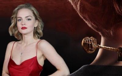 'Locke & Key': Exclusive Interview With Actress Hallea Jones!
