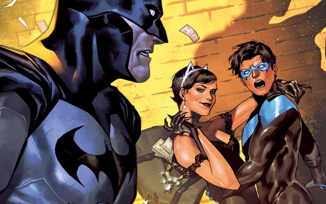 DC's Crimes of Passion #1 (Review)