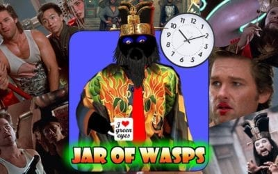 Hard At Work Episode #151: Jar of Wasps