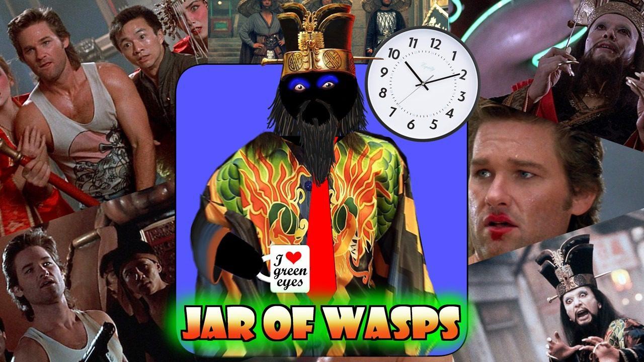 Hard At Work Episode #151: Jar of Wasps