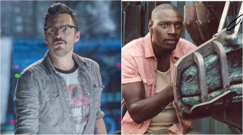 Colin Trevorrow's 'Jurassic World 3' Will See the Return of Jake Johnson & Omar Sy