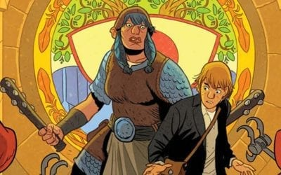 Folklords #4 (REVIEW)