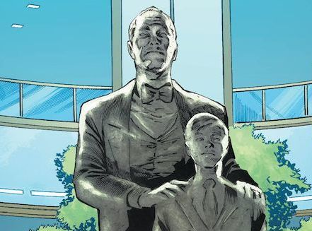 Batman: Pennyworth R.I.P. #1 (REVIEW)