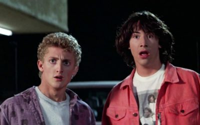 New Picture and Info Released for Upcoming Bill and Ted Sequel