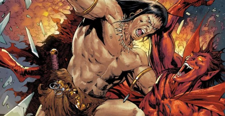 Conan Battle for the Serpent Crown #1 (Review)