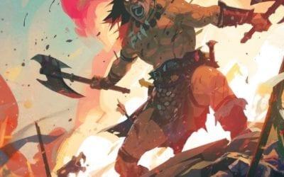CONAN THE BARBARIAN #13 (REVIEW)