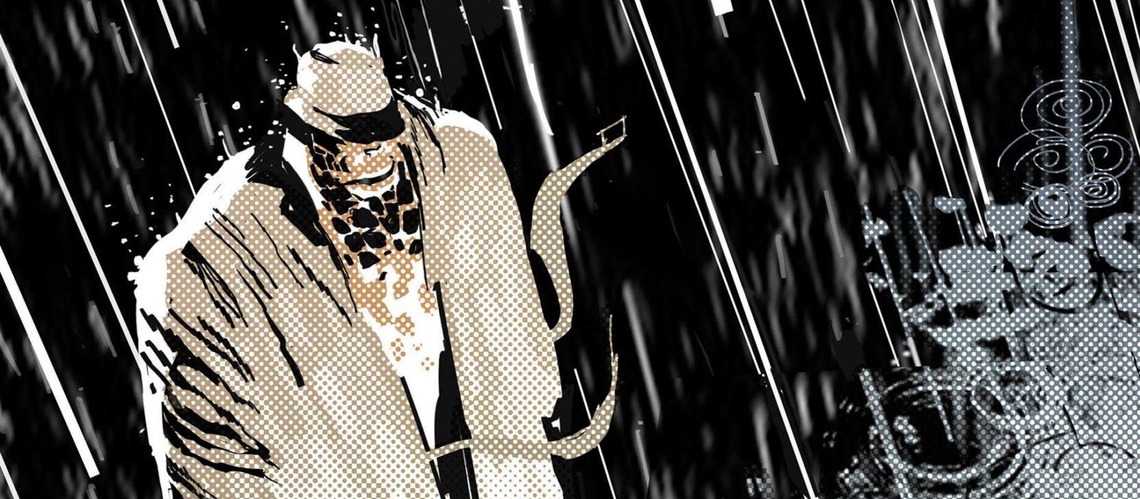 Fantastic Four Grimm Noir #1 (Review)