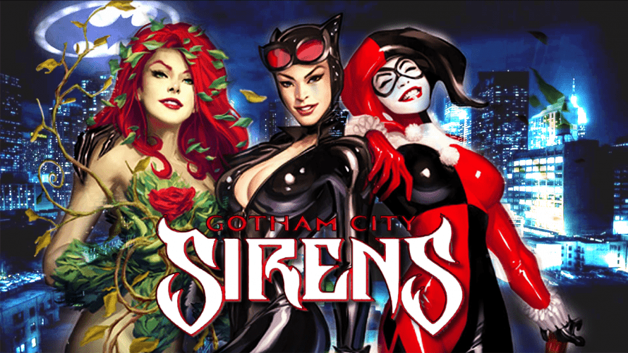 """Why Warner Brothers Needs to Greenlight """"Gotham City Sirens"""""""