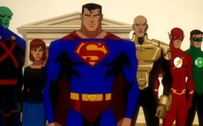 The GWW Staff Picks Their Favorite DC Animated Movies