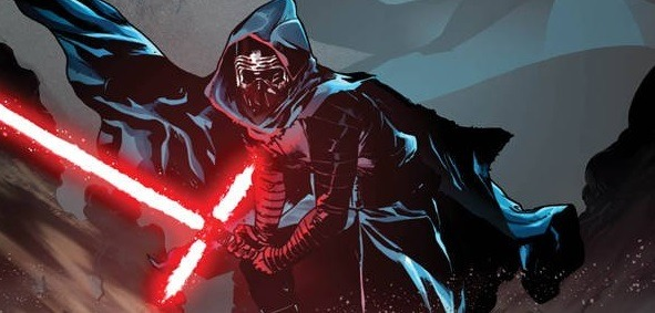 Star Wars: The Rise Kylo Ren #3 (Review)
