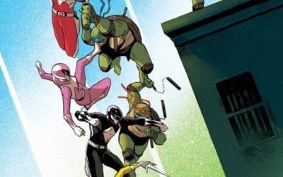 Mighty Morphin Power Rangers/Teenage Mutant Ninja Turtles #3 (REVIEW)