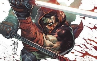 Red Hood: Outlaw #43 (REVIEW)