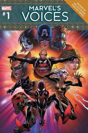 Marvel's Voices #1 (Review)