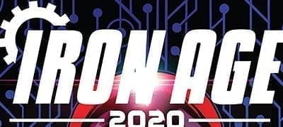 2020 Iron Age #1 (Review)