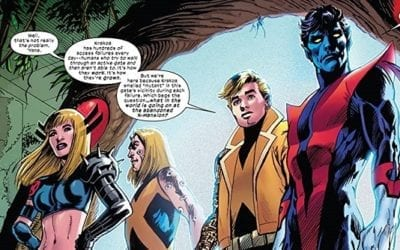 GIANT SIZE X-MEN: NIGHTCRAWLER #1 (REVIEW)