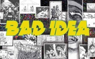 BAD IDEA Debuts In Select Comic Shops this May