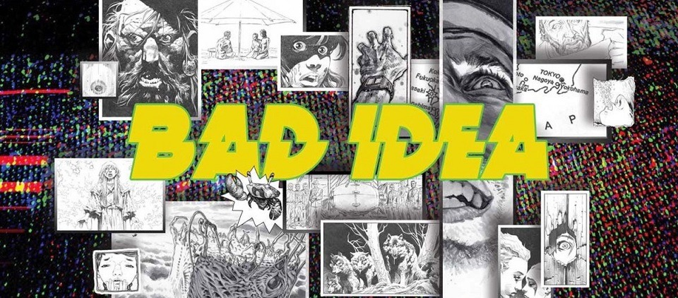BAD IDEA Debuts In Select Comic Shops this May