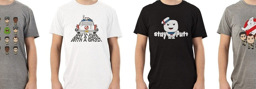 Hero Collector Launches Chibi Ghostbuster Merch