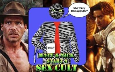Hard At Work Episode #155: Matt and Nick Start A Sex Cult