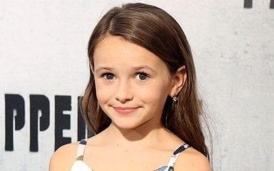 'Loki': Cailey Fleming Joins Cast of Disney+ Series as Young Sylvie Lushton, aka Enchantress