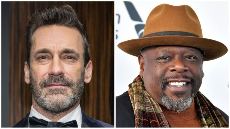 Jon Hamm Eyed to Replace Josh Brolin in Steven Soderbergh's 'Kill Switch'; Cedric the Entertainer Also in Talks