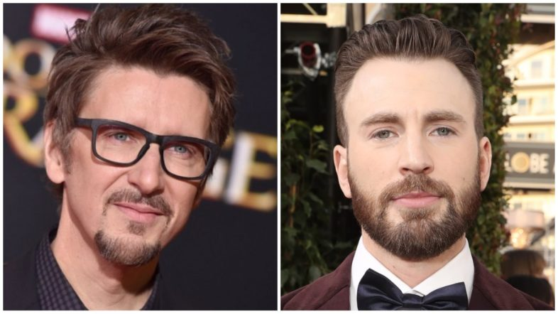 'Doctor Strange's Scott Derrickson to Write & Direct 'Bermuda' Film; Chris Evans Eyeing Lead Role