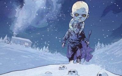 Jim Henson's The Storyteller Ghosts #1 (REVIEW)