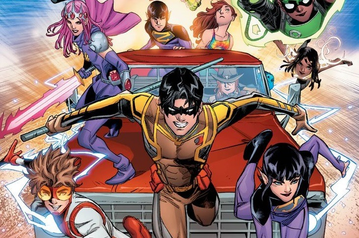 Young Justice #14 (Review)