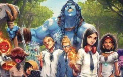 Strange Academy #1 (REVIEW)