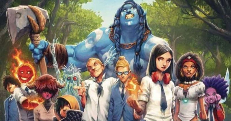 Strange Academy #1 (REVIEW)
