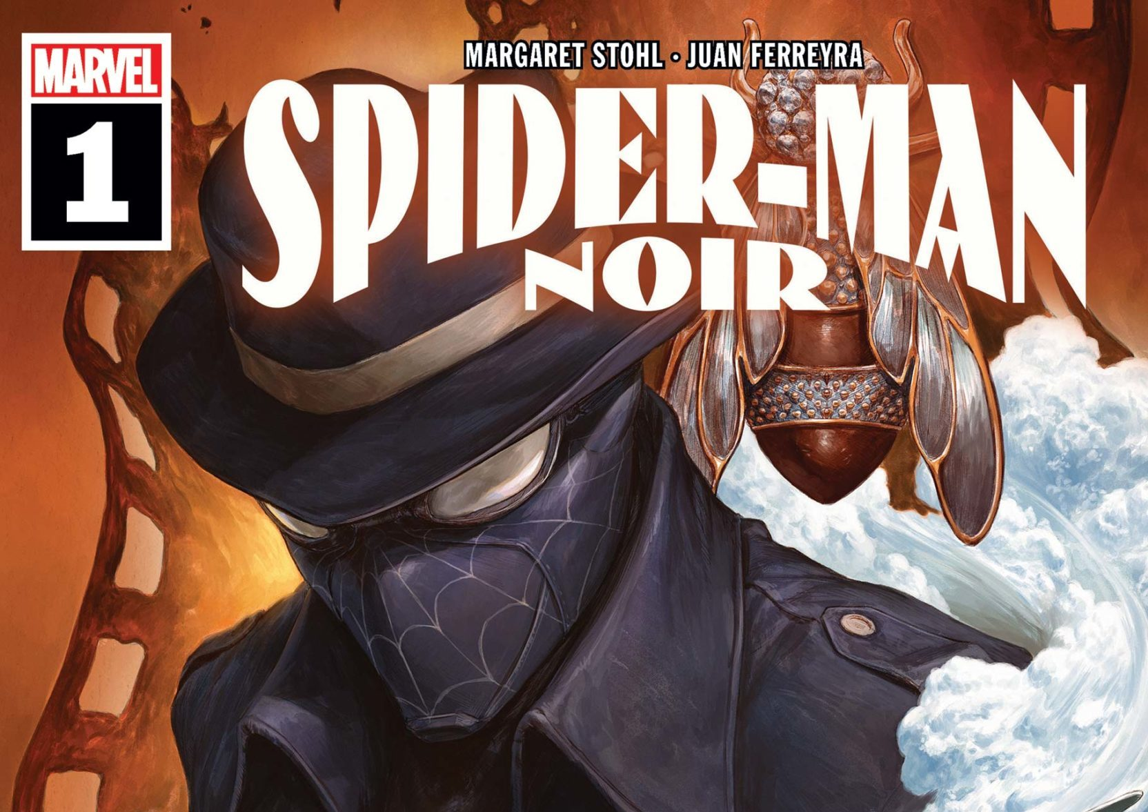 Spider-Man Noir #1 (REVIEW)