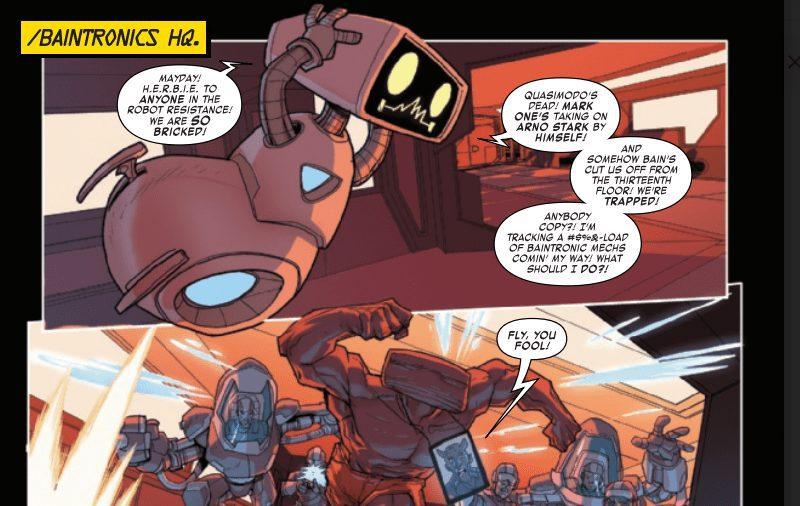 Iron Man 2020 #3 (Review)