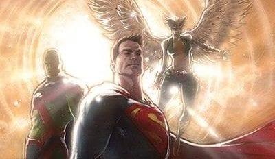 Justice League #43 (Review)