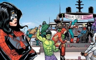 Spider-Woman #1 (REVIEW)