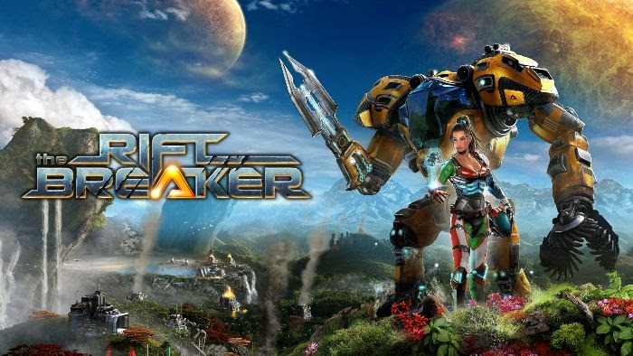 Coming Soon: The Riftbreaker