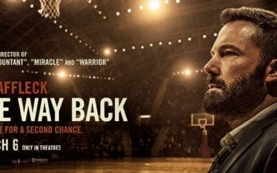'THE WAY BACK' (Review)