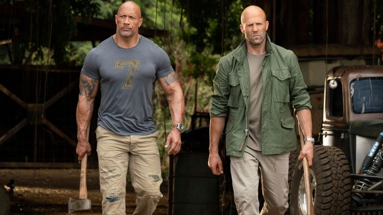 Dwayne Johnson Confirms Development on 'Hobbs & Shaw' Sequel