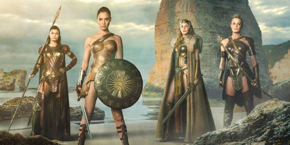 Almost History: The CW's 'Amazon' Wonder Woman Prequel