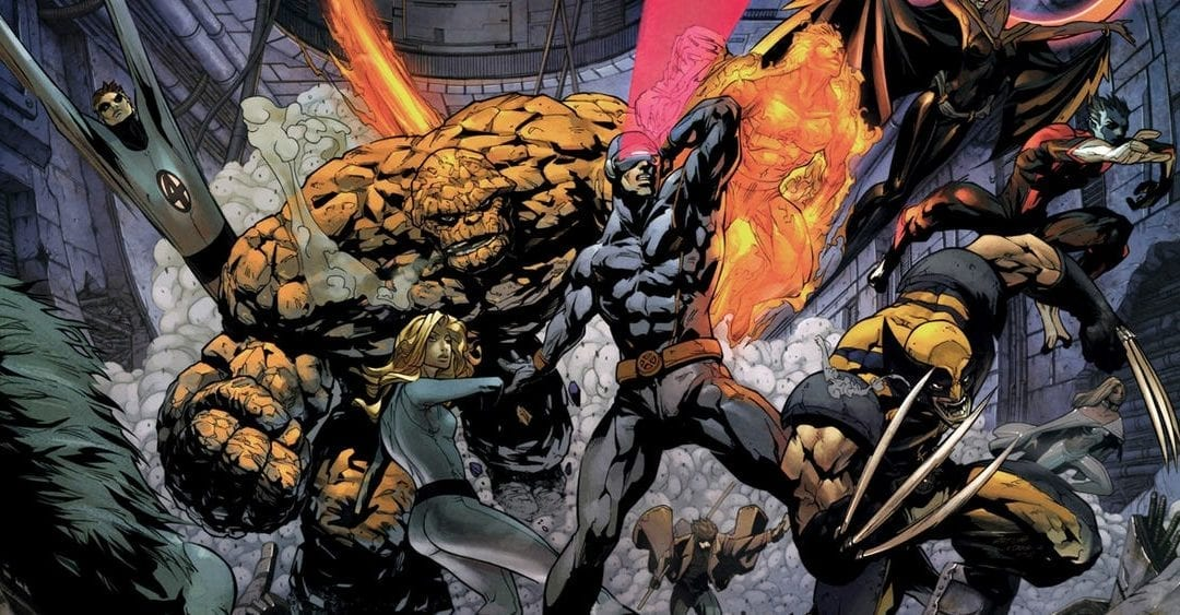 Which Father Knows Best? X-Men vs. The Fantastic Four (Editorial)