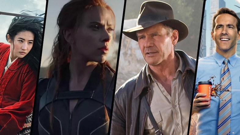 Disney Reshuffles Release Schedule, Including 'Mulan,' 'Black Widow,' & Other MCU Films