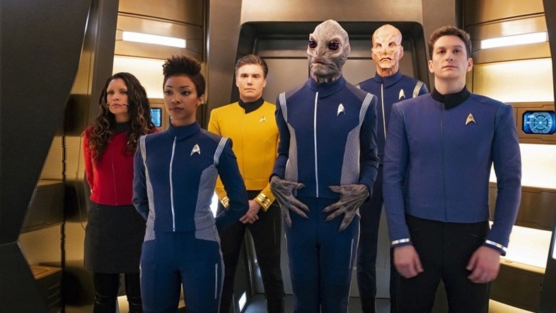 Exclusive: 'Star Trek: Discovery' Feature Film In The Works, To Film After Coronavirus Shutdown Lifts