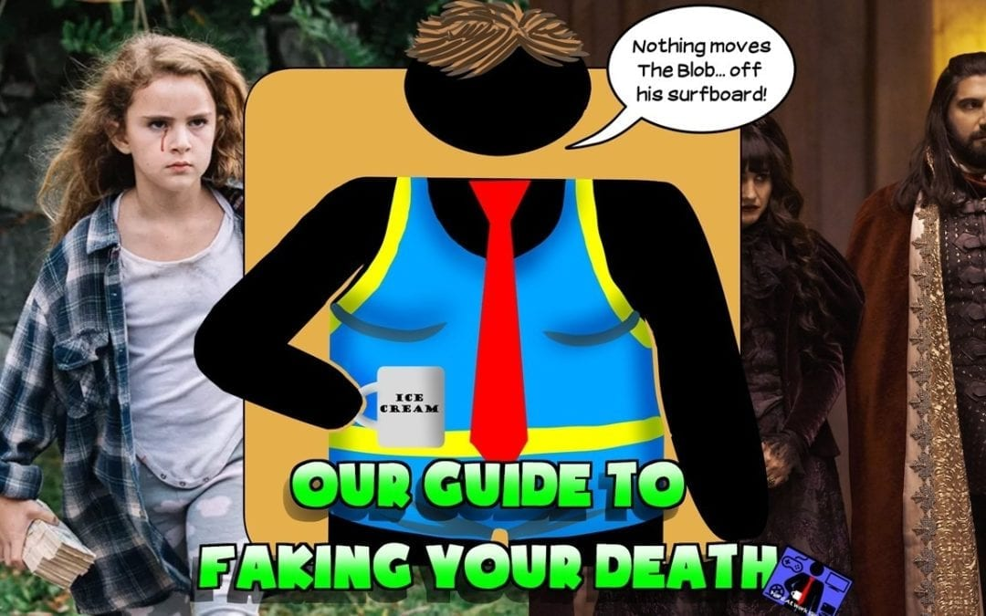 Hard At Work Episode #160: Our Guide To Faking Your Death