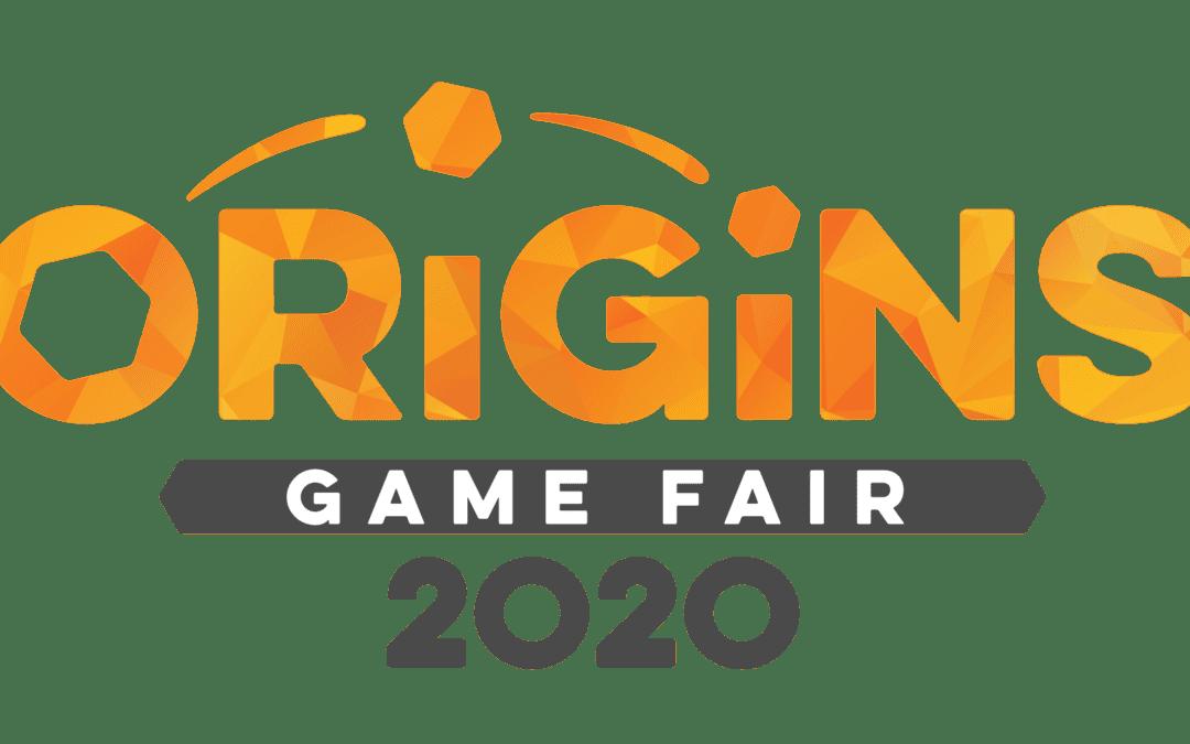 Origins Game Fair Goes Digital for Summer 2020