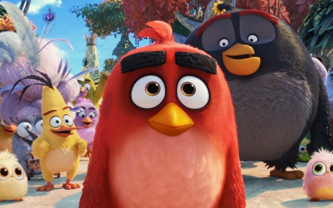 Angry Birds 3 MOVIE In Development at Sony Pictures