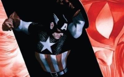 Marvel – DC Crossover: Captain America vs. …