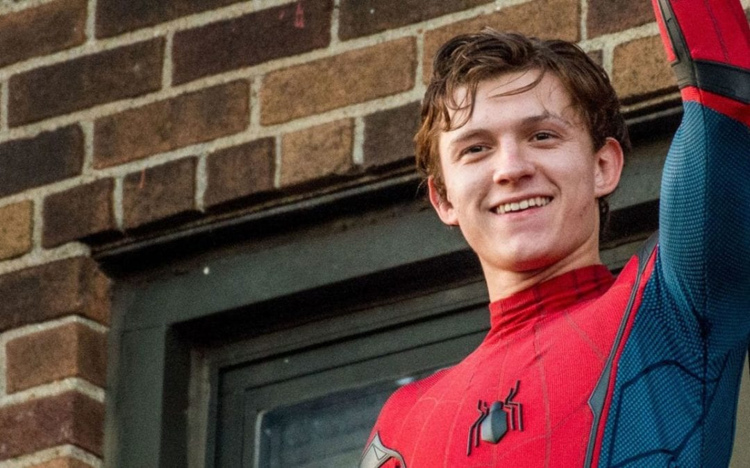 Holland Talks Spiderman 3 Production (Video)