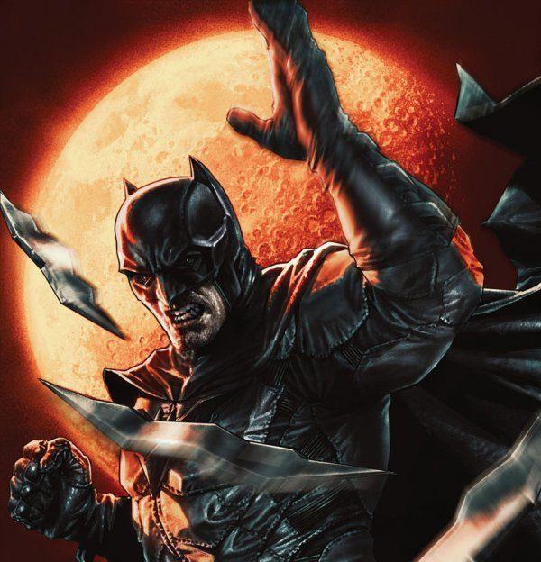 Marvel –  DC Crossover: Batman vs. …