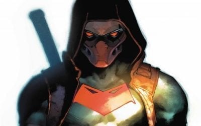 Marvel – DC Crossover: Red Hood vs. …