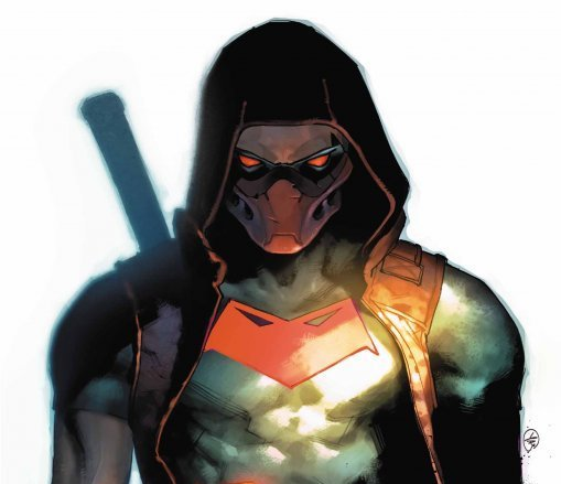 Marvel – DC Crossover: Red Hood vs. …