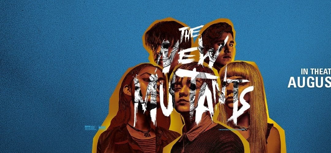 New Mutants New Release Date Revealed